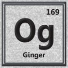 Original Ginger (Element) by Borisr55