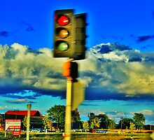 Traffic Light by EBArt