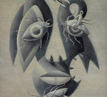 beetle crushers by Stephen Mclaren