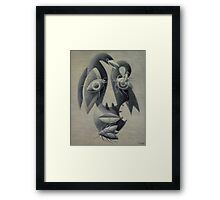 beetle crushers Framed Print