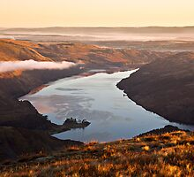 Sunrise Haweswater, Cumbria by David Lewins