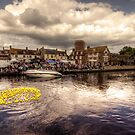 Wareham Duck Race  by Rob Hawkins