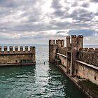 Castle in the water by Fabio Procaccini