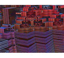 Storage Complex Photographic Print