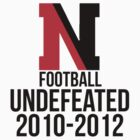 Northeastern Football by reffjey