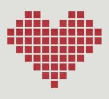 Be Still, My Pixel Heart by mertalou