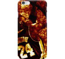 Kobe Bryant Fire Iphone Case iPhone Case/Skin
