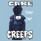 Care Creeps - Cranky Creep by perilpress