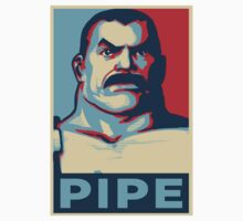 Haggar Pipe by dtdream