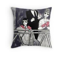 Manet Throw Pillow