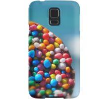 blue freckles iPhone iPod case Samsung Galaxy Case/Skin