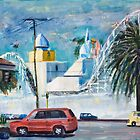 Sunny day at Luna Park by rjpmcmahon