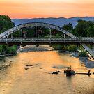caveman bridge by Jeannie Peters