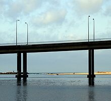 Currumbin Bridge by Noel Elliot