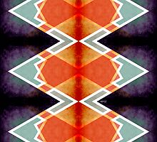 Zig Zag Angles 6 by perkinsdesigns