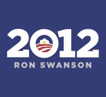 Ron Swanson 2012 shirt by Matt Teleha