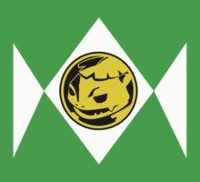 Green Poké Ranger by SnippyFox