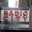 Radio City by Laura Potter-Dunn