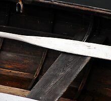 Canoe Paddle by mcstory