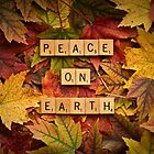 PEACE ON EARTH-Autumn by onyonet photo studios