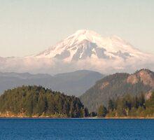 Mt Baker by Brian Harig