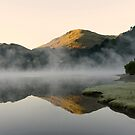 Dawn Mist by jon  daly