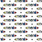 Nerd Alert iphone 3G  4G  4SG by Andi Bird