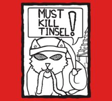 Must Kill Tinsel Cat by Fangpunk