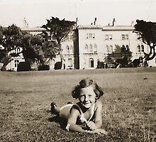 My Mother Aged Five by Robert Phillips