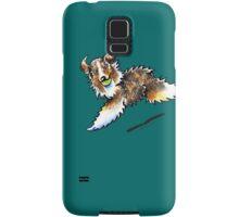 Red Merle Australian Shepherd Let's Play Samsung Galaxy Case/Skin