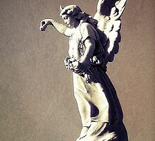 Angels Watching Over You by NinaJoan