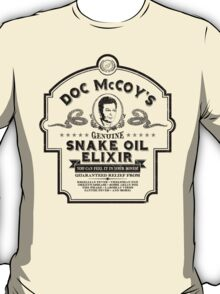 Doc McCoy's Genuine Snake Oil Elixir T-Shirt