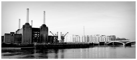 Battersea by GlynneH