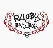 Rugby Bad Boy by SportsT-Shirts