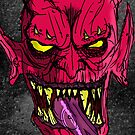 Forked Tongue Devil by digihill
