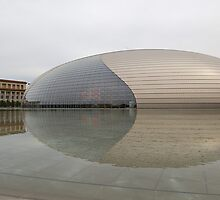 Perfoming Arts Centre, Beijing by diggle