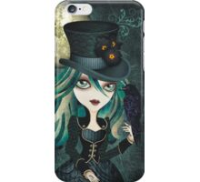 Raven's Moon iPhone Case iPhone Case/Skin