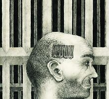 Bar - code penitentiary by Cameron Bullen