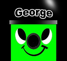 iGeorge by Robin Brown