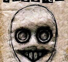 Spooky shroud by Cameron Bullen