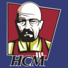 Heisenberg Cooked Methamphetamine by Mimi Drago