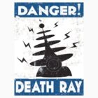 death ray by artvagabond