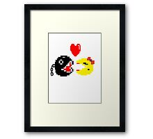 Forbidden Love Framed Print