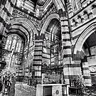 INSIDE  ST PAULS by FLYINGSCOTSMAN