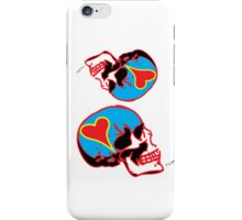 Skull_15 iPhone Case/Skin
