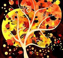 Autumn II - Four Seasons by neizan