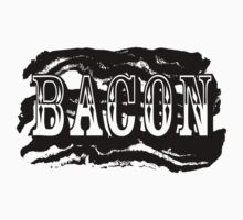 The Mighty Bacon Tee Kids Clothes