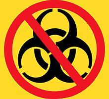 Bio-hazard Outbreak Elimination by ZeroAlphaActual