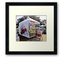 Art of the Sea Show Framed Print