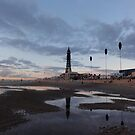 Blackpool Tower by neon-gobi
